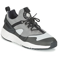 kengät Miehet Matalavartiset tennarit Nike AIR HUARACHE UTILITY Grey