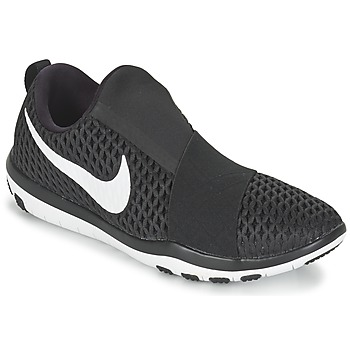 kengät Naiset Fitness / Training Nike FREE CONNECT W Black / White