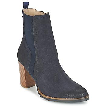 kengät Naiset Nilkkurit MTNG MUESTRA Laivastonsininen