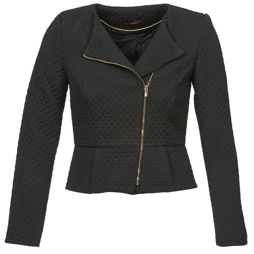vaatteet Naiset Takit / Bleiserit La City ARNIE Black