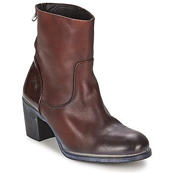 kengät Naiset Nilkkurit BKR LOLA Brown