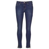 vaatteet Naiset Slim-farkut Moony Mood IFABANE Blue