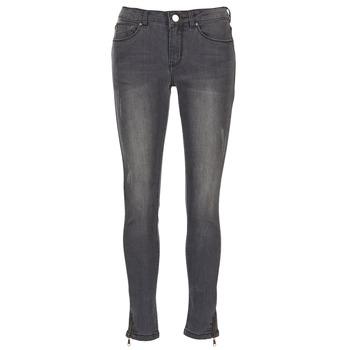 vaatteet Naiset Slim-farkut Yurban IFABANE Grey