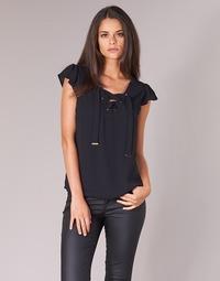 vaatteet Naiset Topit / Puserot Moony Mood IFADOU Black