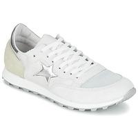 kengät Naiset Matalavartiset tennarit Yurban FILLIO White / BEIGE