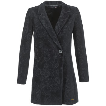 vaatteet Naiset Paksu takki Desigual LOUVIALE Black