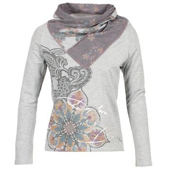 vaatteet Naiset Svetari Desigual CASMIBA Grey
