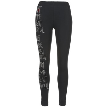 vaatteet Naiset Legginsit Desigual ESOUNAXI Black