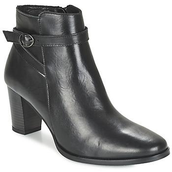 kengät Naiset Nilkkurit Betty London FARIANE Black