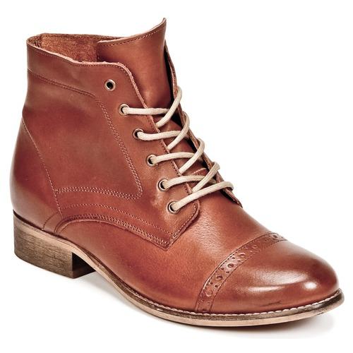 kengät Naiset Bootsit Betty London FOLIANE Camel
