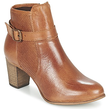 kengät Naiset Nilkkurit Betty London FAZELLE CAMEL
