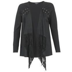 vaatteet Naiset Neuleet / Villatakit Morgan MIKER Black