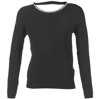 vaatteet Naiset Neulepusero Morgan MERAN Black