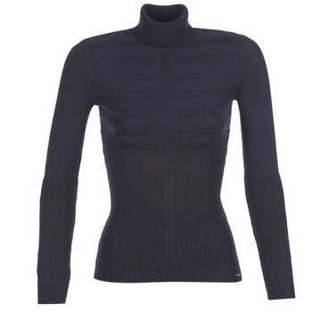 vaatteet Naiset Neulepusero Morgan MENTOS Sininen