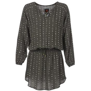 vaatteet Naiset Lyhyt mekko Rip Curl IRISSA Black