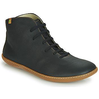 kengät Bootsit El Naturalista EL VIAJERO Musta