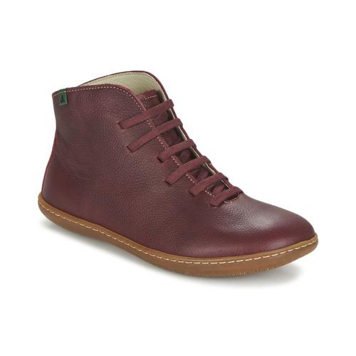 kengät Naiset Bootsit El Naturalista EL VIAJERO Bordeaux