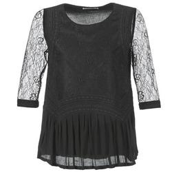 vaatteet Naiset Topit / Puserot See U Soon SATURNIN Black