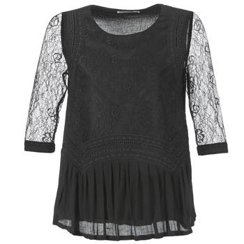 vaatteet Naiset Topit / Puserot See U Soon SATURNIN Musta