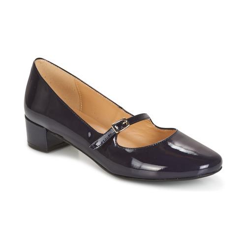 kengät Naiset Balleriinat Betty London FOULOIE Blue