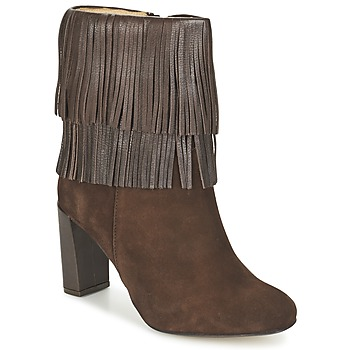 kengät Naiset Nilkkurit Betty London FAJIME Brown