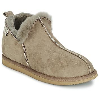 kengät Naiset Tossut Shepherd ANNIE Hopea / Sininen / Musta