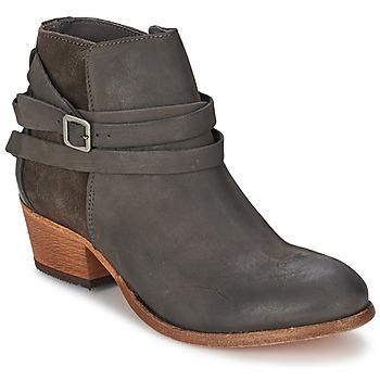 kengät Naiset Nilkkurit Hudson HORRIGAN Grey