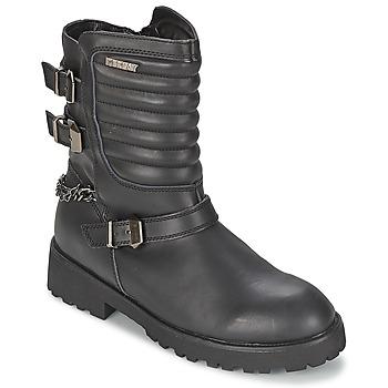 kengät Naiset Bootsit Replay EAGLE Black