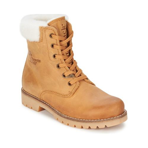 kengät Naiset Bootsit Panama Jack PANAMA Hunaja
