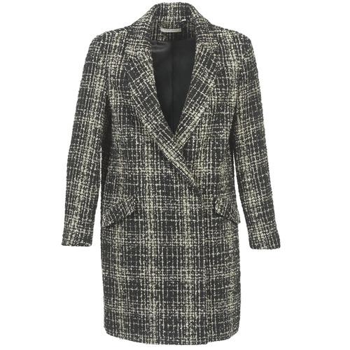 vaatteet Naiset Paksu takki Naf Naf ADOUCE Grey