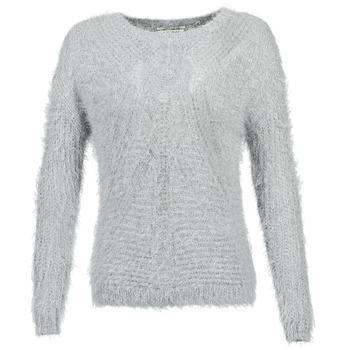 vaatteet Naiset Neulepusero Naf Naf MARGOT Grey