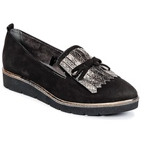 kengät Naiset Derby-kengät Tamaris NADYMA Black