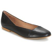 kengät Naiset Balleriinat Casual Attitude TOBALO Musta