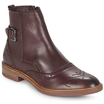 kengät Naiset Bootsit Marc O'Polo NERETTA Bordeaux