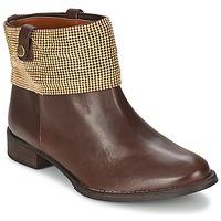 kengät Naiset Bootsit Schutz WAIPOHI Brown