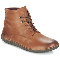 kengät Naiset Bootsit Kickers HOBYLOW Brown