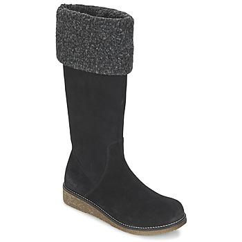 kengät Naiset Saappaat Kickers KARINE Black