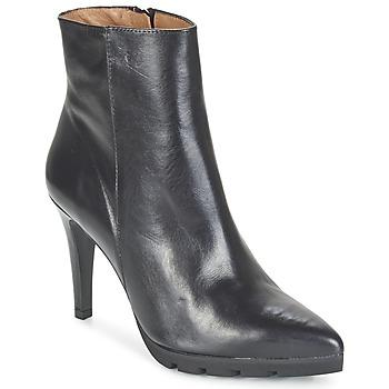 kengät Naiset Nilkkurit Fericelli FABIANA Black