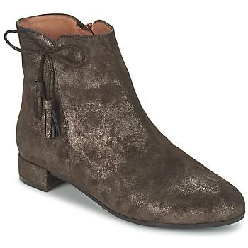 kengät Naiset Bootsit Fericelli FADELA Brown
