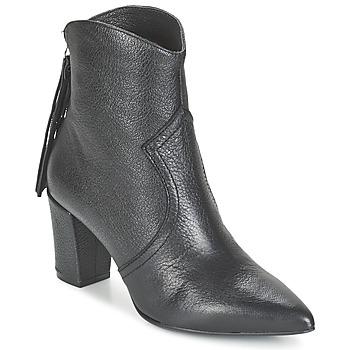 kengät Naiset Nilkkurit Fericelli FADIA Black