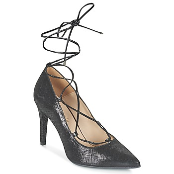 kengät Naiset Korkokengät Fericelli FANTINE Black