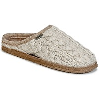 kengät Naiset Tossut Giesswein NEUDAU BEIGE