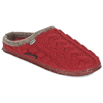 kengät Naiset Tossut Giesswein NEUDAU Punainen