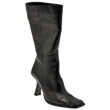 kengät Naiset Saappaat Bocci 1926  Musta