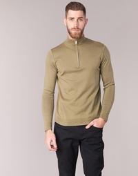 vaatteet Miehet Neulepusero BOTD FAZZARO Ruskea