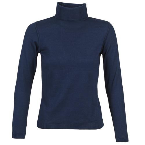 vaatteet Naiset Neulepusero BOTD FREDANO Laivastonsininen