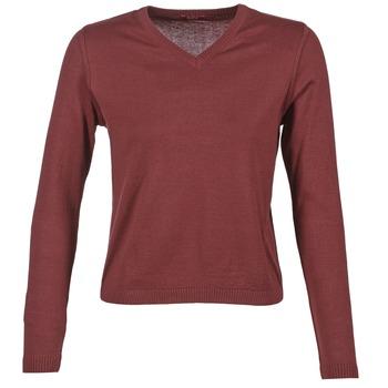 vaatteet Naiset Neulepusero BOTD ECORTA VEY Bordeaux