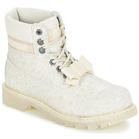 kengät Naiset Bootsit Caterpillar COLORADO CURTSY White