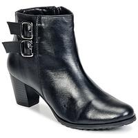 kengät Naiset Nilkkurit Balsamik GOMALO Black
