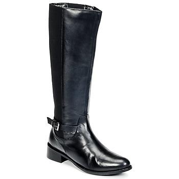 kengät Naiset Saappaat Balsamik FAZIDO Black